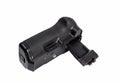 Battery grip for modern DSLR camera