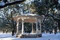 Battery Park, Charleston, SC Royalty Free Stock Photo