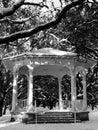 Battery Park Gazebo, Charleston, SC Royalty Free Stock Photo