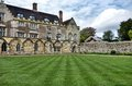 Battle abbey in east sussex Royalty Free Stock Image