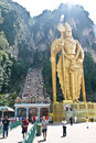 Batu Cave Malaysia Royalty Free Stock Photos