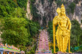 Batu Caves Entrance Royalty Free Stock Photo