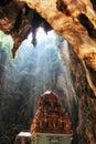 Batu Caves Hindu Temple Royalty Free Stock Photo