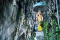 Batu Caves, Kuala Lumpur, Malaysia. Royalty Free Stock Photo
