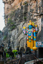Batu Caves. Ramayana Cave. Kua...