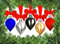 Bauble  Xmas  Christmas tree Royalty Free Stock Photography