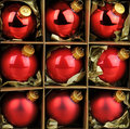 Baubles Royalty Free Stock Photos