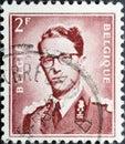 Baudouin of Belgium,  King of the Belgians Royalty Free Stock Photo