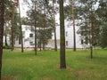 Bauhaus meisterhaeuser dessau germany june masters houses designed in for walter gropius laszlo moholy nagy lyonel feininger georg Royalty Free Stock Image