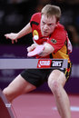 Baum patrick ger world ranking number during the liebherr world table tennis championships may may paris fra Stock Image