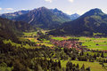 Bavaria germany Royaltyfri Bild