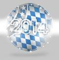 2014 Bavaria Royalty Free Stock Photo