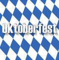 Bavaria oktoberfest creative design graphic Royalty Free Stock Image