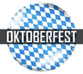 Bavaria oktoberfest creative fresh design Royalty Free Stock Photos