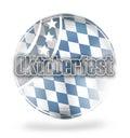 Bavaria Oktoberfest Royalty Free Stock Photo