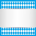 Bavarian card Stock Photos