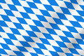 Bavarian flag Royalty Free Stock Photo