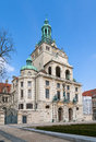 Bavarian national museum munich germany Royalty Free Stock Photo