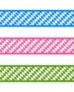 Bavarian ribbons