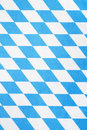 Bavarian textile texture, pattern or background Royalty Free Stock Images