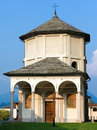 Baveno's Parish Church Royalty Free Stock Image