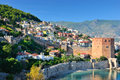 Bay of Alanya. Turkey Royalty Free Stock Images