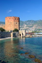 Bay of Alanya. Turkey Stock Image