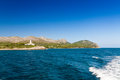 Bay of Alcudia Royalty Free Stock Photos