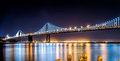 The Bay Bridge2 Royalty Free Stock Photo