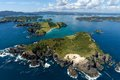 Bay of islands the is one new zealands great holiday destinations Royalty Free Stock Image