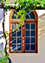 Bay window Royalty Free Stock Photos