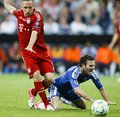 Bayern Munich vs. Chelsea FC UEFA CL Final Stock Photo
