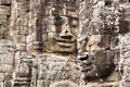 Bayon Royalty Free Stock Image
