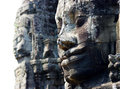 Bayon Royalty Free Stock Photos
