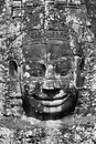 Bayon face Stock Photos