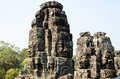 The Bayon Royalty Free Stock Photo
