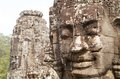Bayon Royalty Free Stock Photo