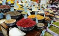 Bazaar in Iran Royalty Free Stock Photo
