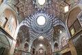 Bazaar of Kashan, in Iran Royalty Free Stock Photo