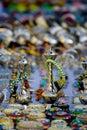 Bazaar merchandise in Tunis Royalty Free Stock Photo