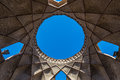 Bazaar in Yazd Royalty Free Stock Photo