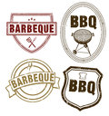 BBQ Stamping Stock Photos