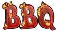 BBQ text