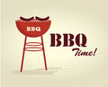 Bbq time Royalty Free Stock Photos