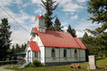 Bc温德米尔加拿大 免版税库存照片