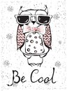 Be cool owl
