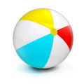 Beach ball Stock Photos