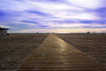 Beach Boardwalk. Santa Monica Beach Los Angeles California USA Royalty Free Stock Photo