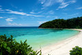 Beach in Boracay Royalty Free Stock Photo