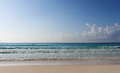 Beach And Caribbean Sea, Illus...